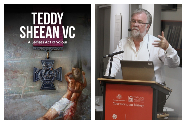 Teddy Sheean VC: The inside story from military historian Dr Tom Lewis OAM