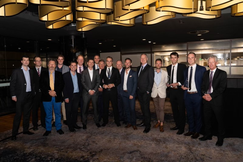 Article image for 6PR and Nine News clean up at WA Football Media Awards