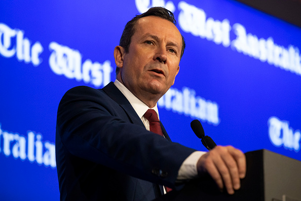 Article image for Mark McGowan accused of being 'dumb' and 'deranged'