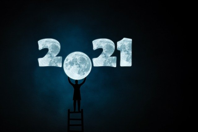 2021: What does our psychic say?