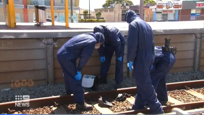 Article image for Perth train station murder: 'A waste of a beautiful life'