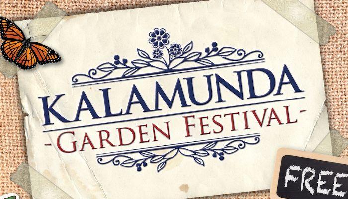 What's on at the Kalamunda Garden Festival?