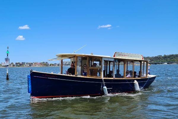 Fancy a ride on Perth's littlest ferry?