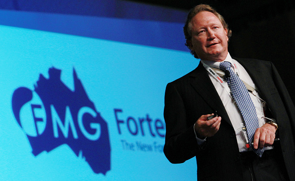 Article image for Mining magnate Andrew 'Twiggy' Forrest reveals battle with COVID-19
