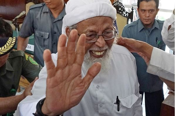 Article image for Bali bombings survivor reacts to suspected mastermind's release