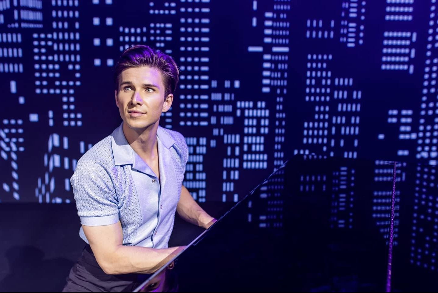 Article image for WAAPA graduate hits the stage as The Boy from Oz