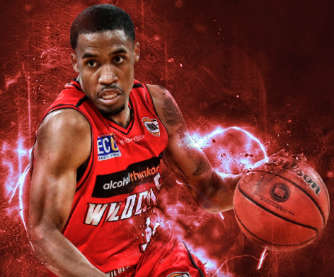 Perth Wildcats Star Bryce Cotton on The Twilight Zone