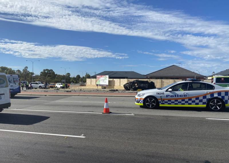 Article image for One person dead after horror crash in northern suburbs