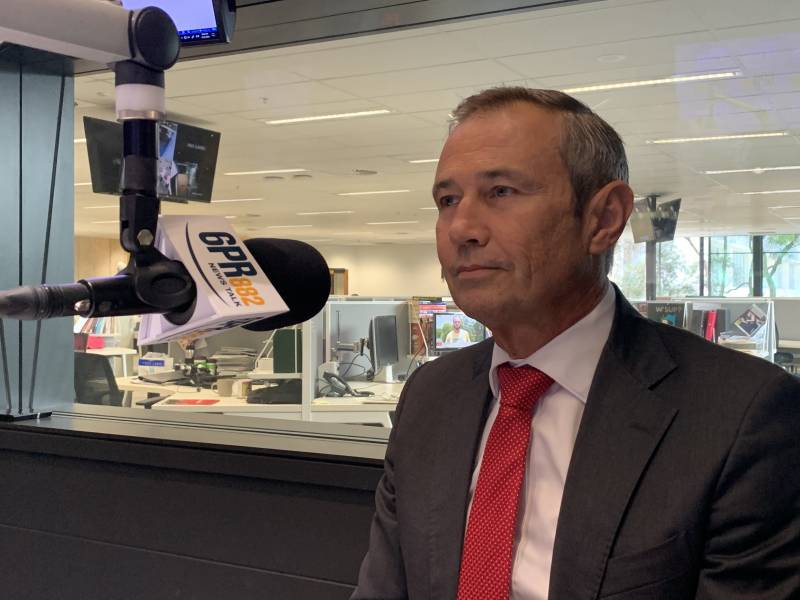 Roger Cook: get the vaccine so 'we can get back to normal life'