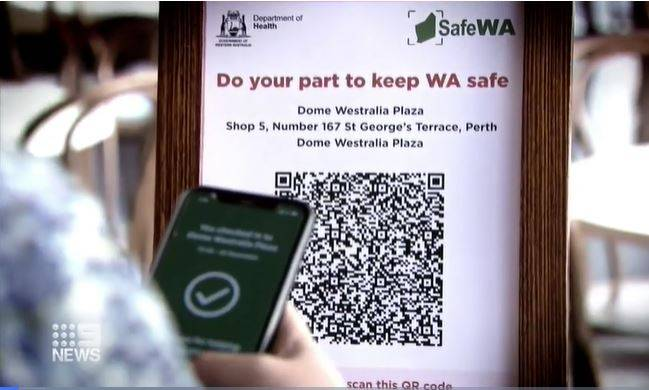 Article image for More WA businesses forced to use SafeWA app