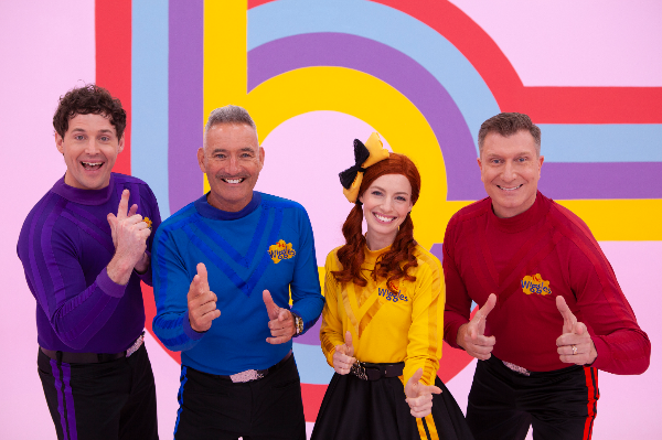 Article image for The Wiggles celebrate 30 years