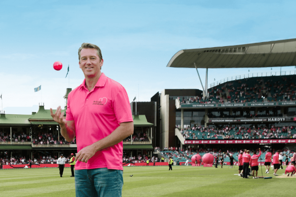 Glenn McGrath opens up about care nurses ahead of Pink Test