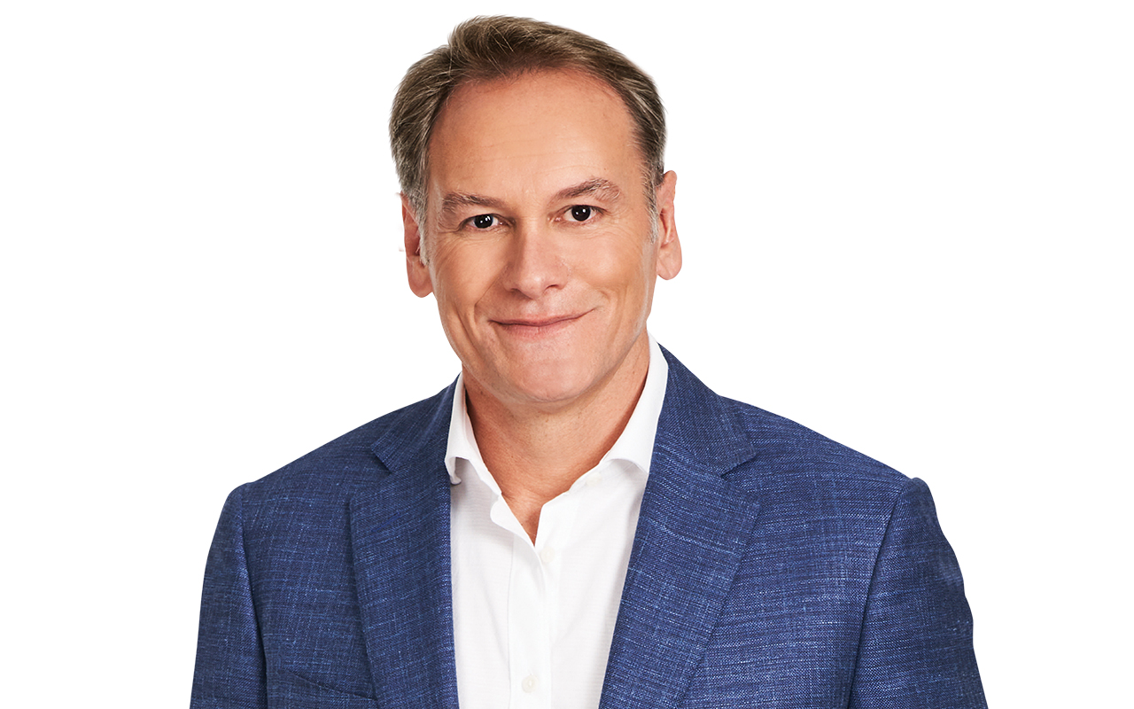 6PR Mornings with Liam Bartlett