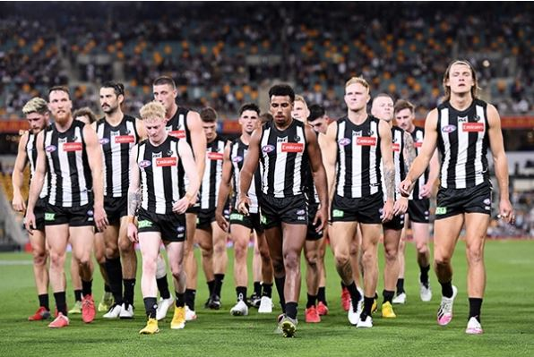Article image for Collingwood great denies 'systemic racism' claims