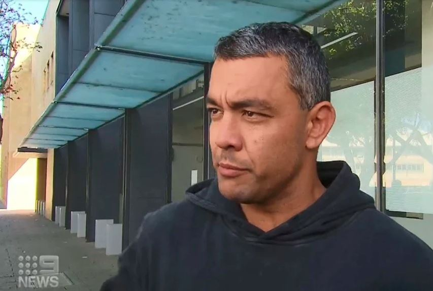 Article image for Former Eagle Daniel Kerr facing arson charges