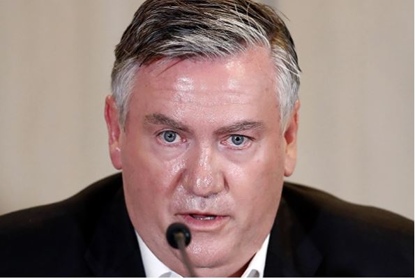 Article image for GONE: Eddie McGuire quits as Collingwood president