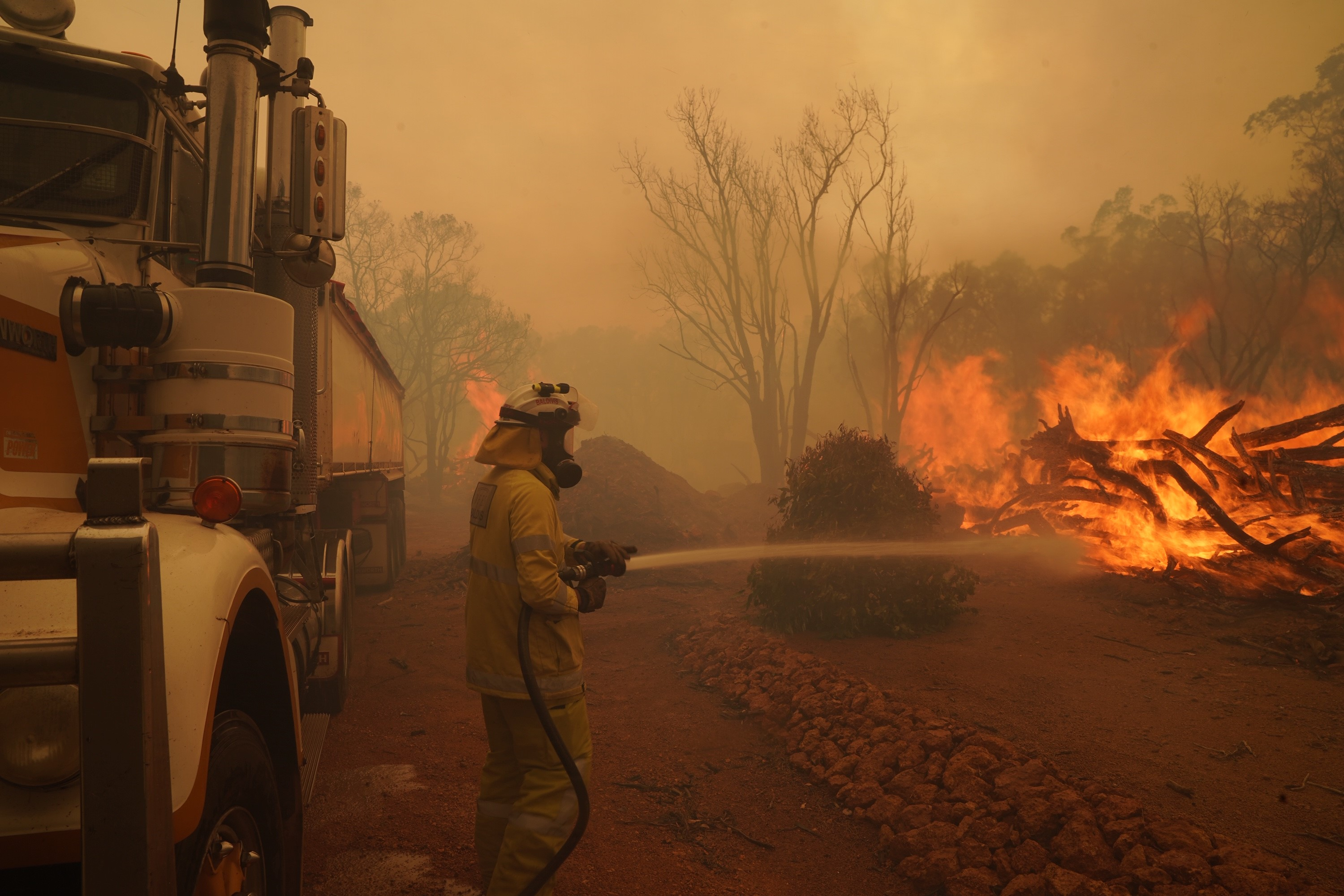 Article image for Evacuated homes robbed amid evolving bushfire crisis