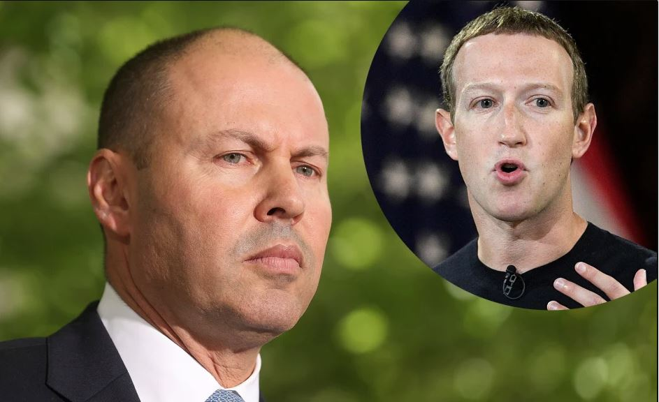 Article image for Government remains locked in talks with Facebook