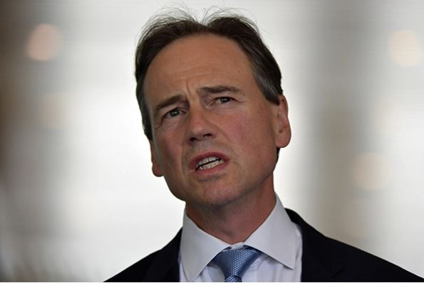 Article image for Federal Health Minister reveals WA's case numbers ahead of Premier's press conference