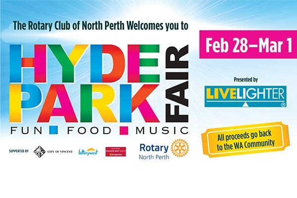 Article image for Hyde Park Fair, presented by Live Lighter