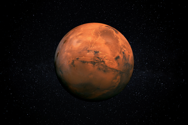 Article image for Why a piece of the Pilbara is headed for Mars