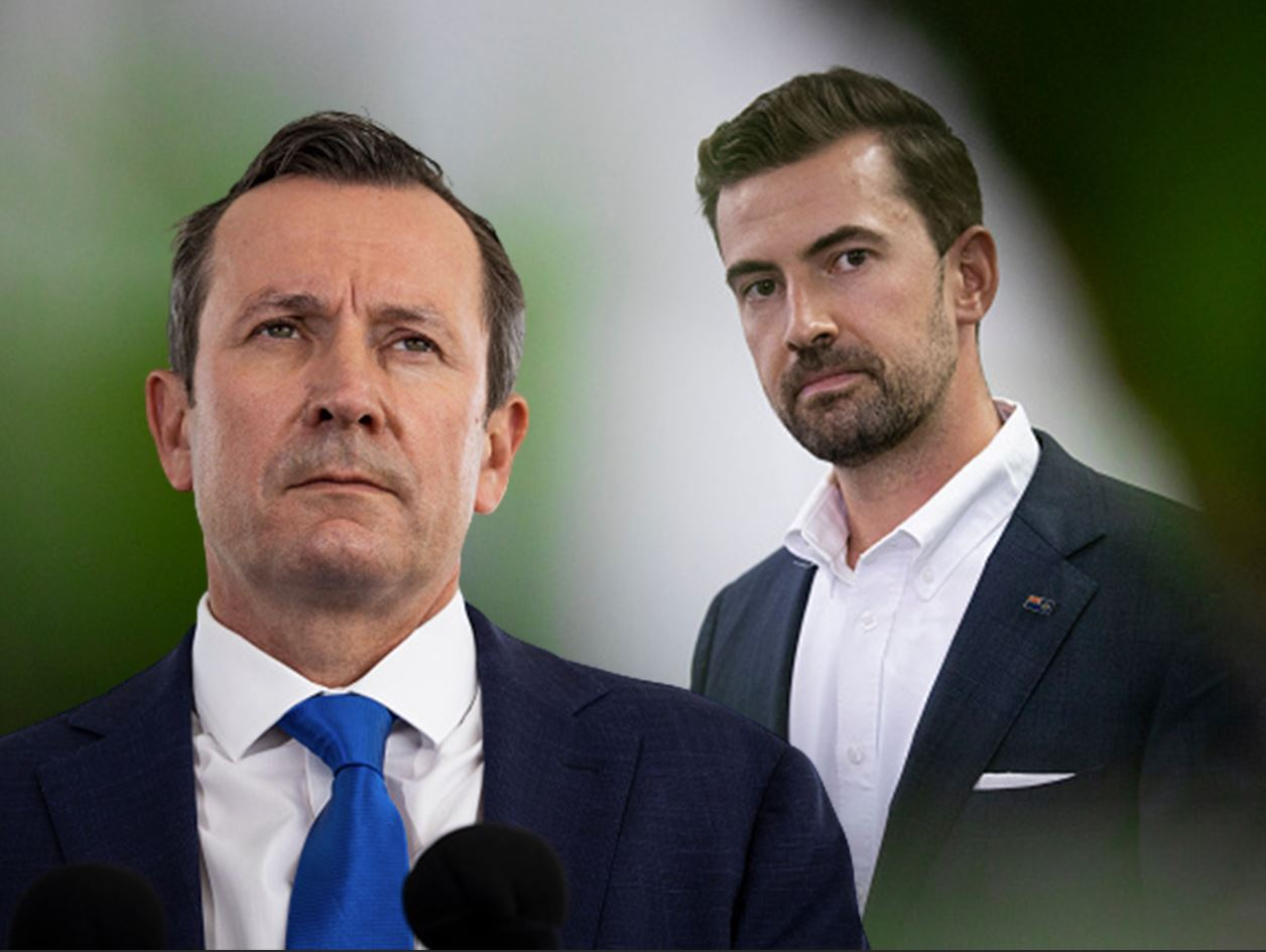 Article image for Premier claims Liberal election commitments will 'bankrupt the state'