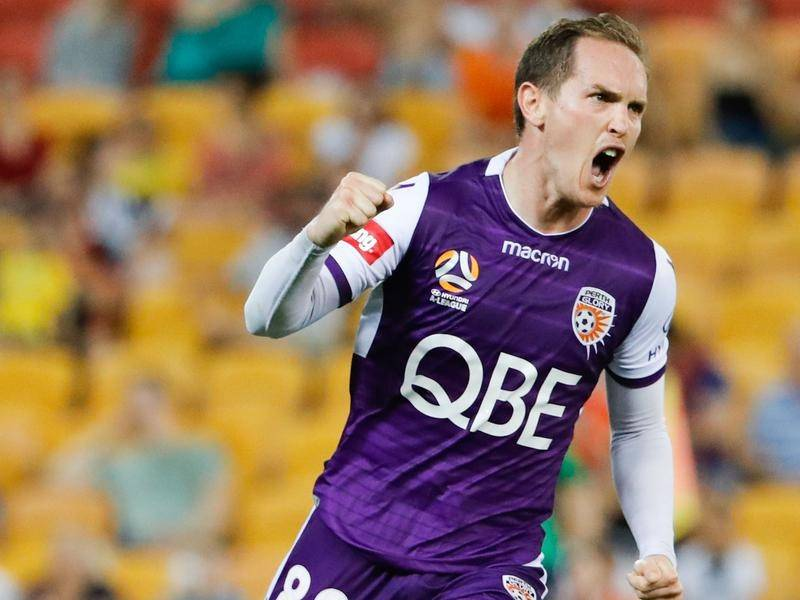 Article image for Perth Glory Midfield Maestro Neil Kilkenny