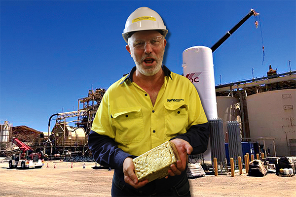 Novo Resources – First Australian conglomerate gold production