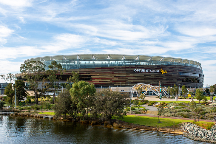 Article image for Liberals election promise to rename Optus Stadium