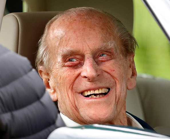 Article image for Concerns for Prince Phillip after Charles leaves hospital in tears