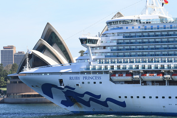 Article image for New book reveals 'cascade of failures' of the Ruby Princess
