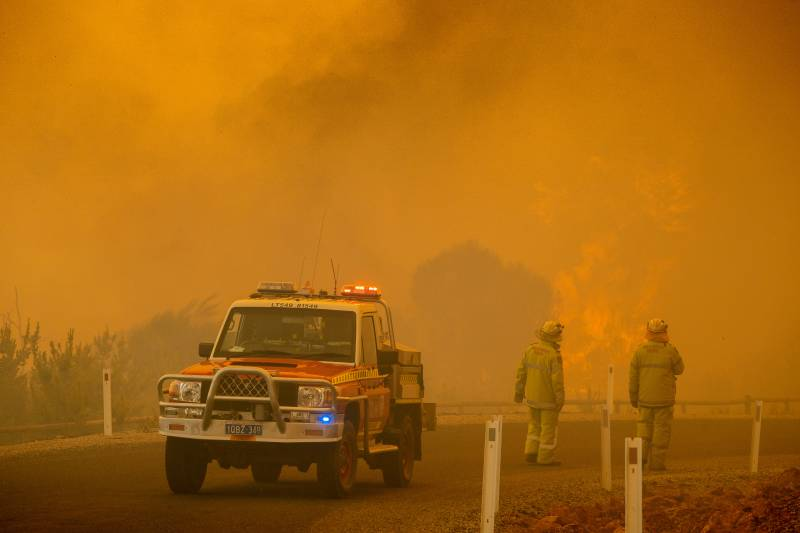 Article image for Number of homes destroyed in bushfires rises