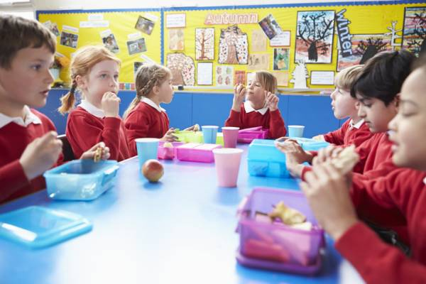 Healthy food 'should be subsidised' at schools