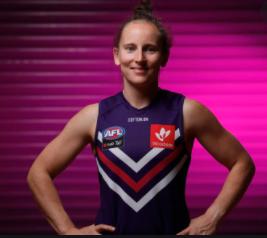 Article image for Freo Dockers AFL Captain Kara Antonio