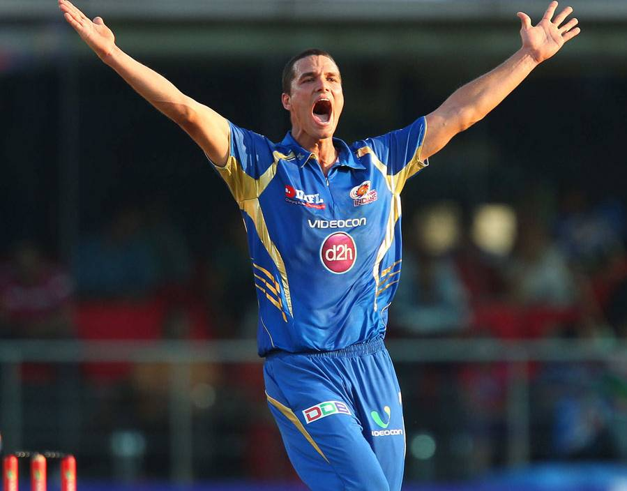 Mumbai Indians fast-bowler Nathan Coulter-Nile