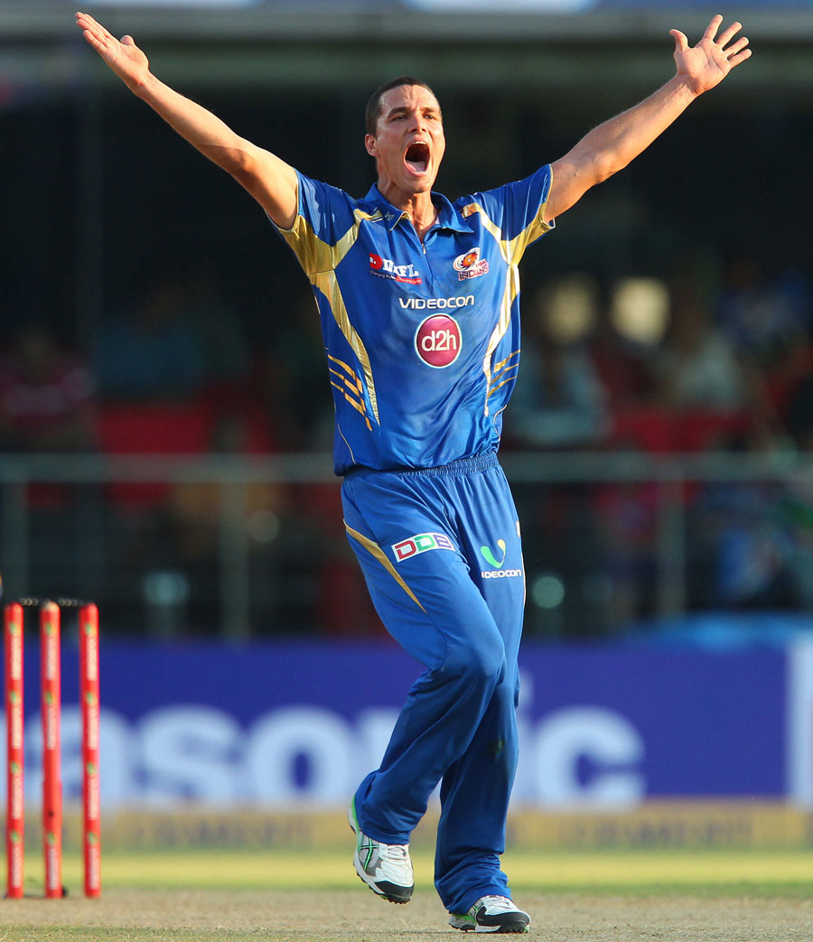 Article image for Mumbai Indians fast-bowler Nathan Coulter-Nile