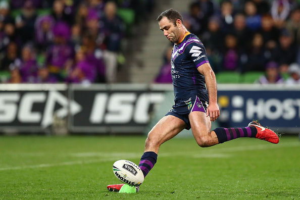 Article image for Melbourne Storm great retires from rugby league