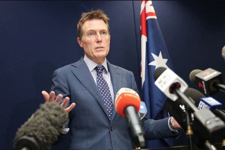 Article image for Renewed push for inquiry into Christian Porter rape claim