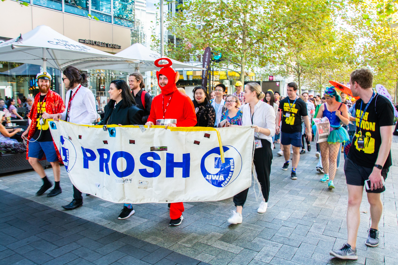 Article image for University of Western Australia celebrates 90 years of PROSH