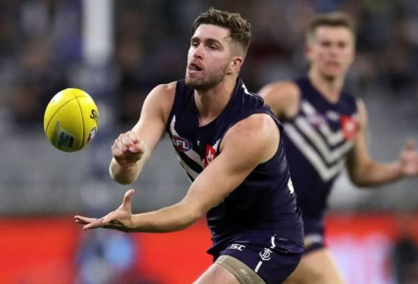 Article image for Dockers Luke Ryan confident despite lengthy injury list