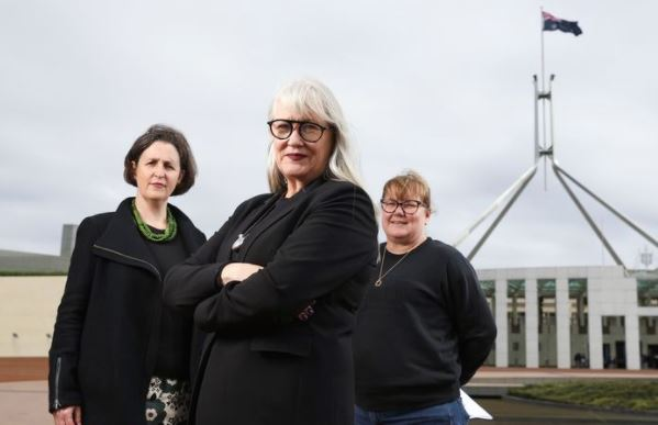 Article image for Why March 4 Justice organisers rejected Scott Morrison's offer to meet 'behind closed doors'