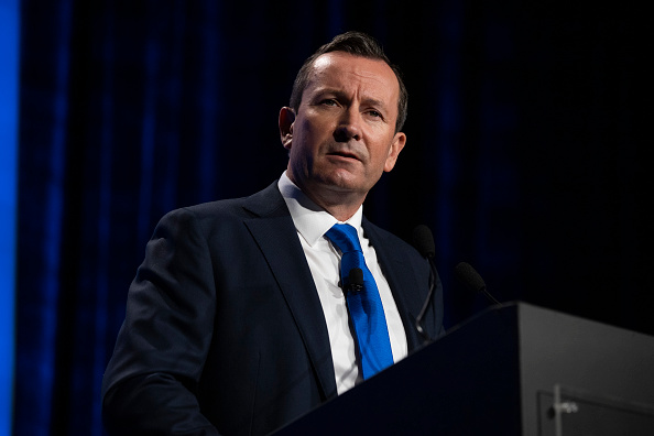 Article image for Premier Mark McGowan reveals new-look cabinet
