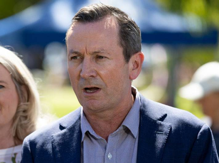 Article image for 'It's not in my nature': Premier says he won't become arrogant after landslide election win