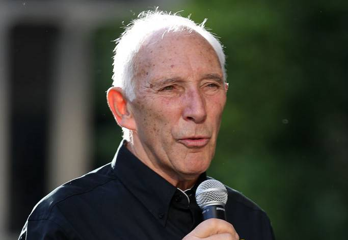 Article image for 'Voice of cycling' Phil Liggett reveals his favourite cycling moments