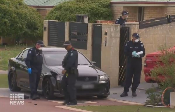 Article image for Bikie crackdown: Senior gang member charged with drive-by shooting
