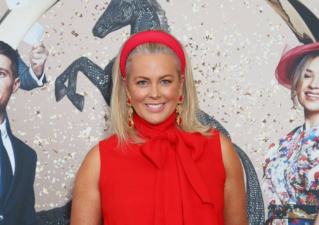 Article image for Sunrise host Samantha Armytage quits breakfast TV