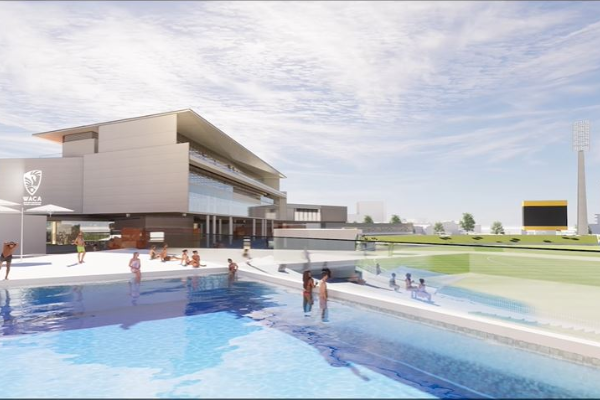 """Article image for Lord Mayor """"won't rush"""" WACA redevelopment"""