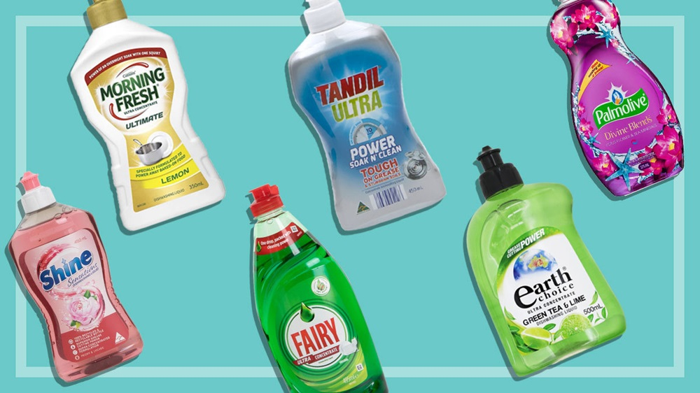 Article image for Some dishwashing liquids worse than water