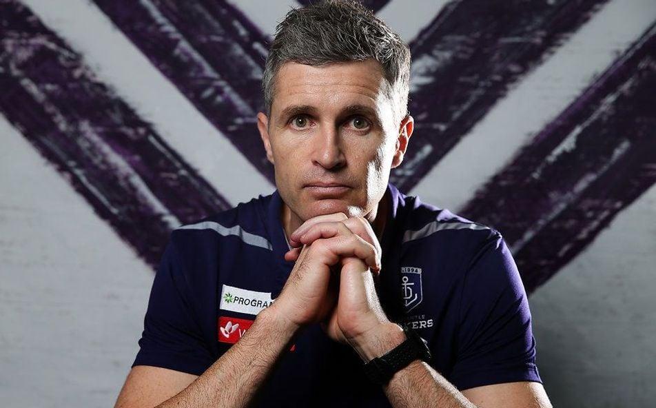 Article image for Dockers Coach Justin Longmuir