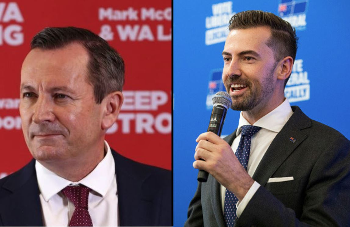 Article image for WA election 2021   Counting begins as polls close across the state
